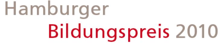 Hamburger Bildungspreis Logo