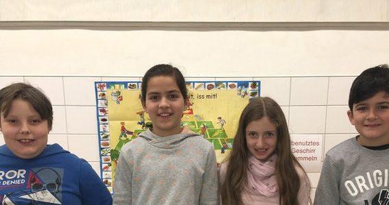 Die NDR-Kindernachrichten bei uns in der Schule